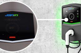 """a Tecnologia Cross Point, a conferma del motto """"Innovation into Evolution"""", diventa parte integrante della nuova gamma di Charging Unit Wallbox realizzata da GEWISS."""